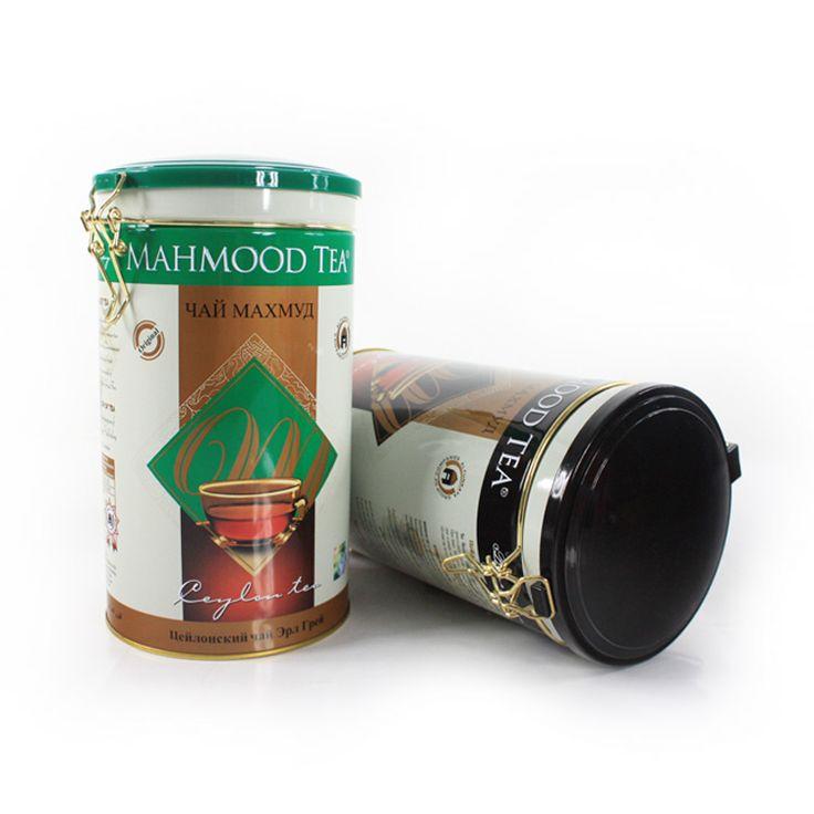 round airtight ceylon tea tin wholesale