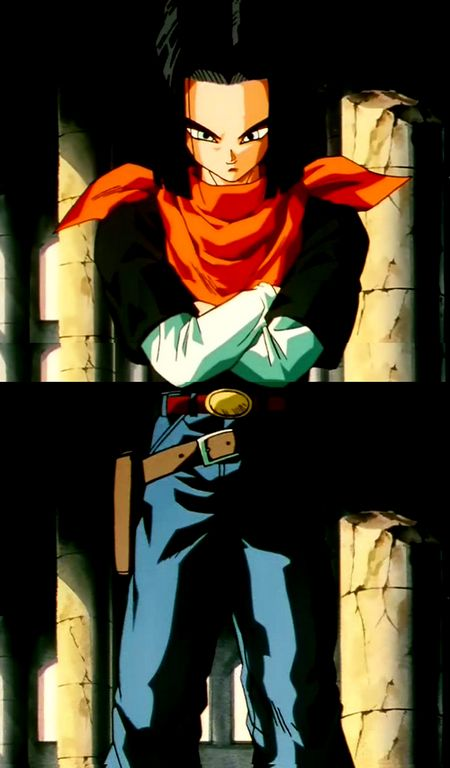 ANDROID 17 | DBZ