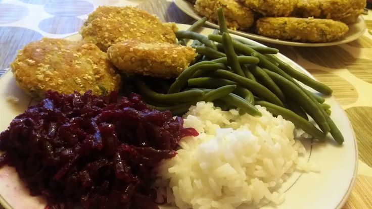Między Niebem, a Kuchnią...: Kotlety z ciecierzycy