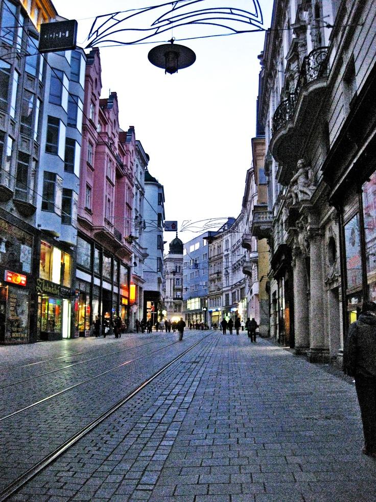 Masarykova Street