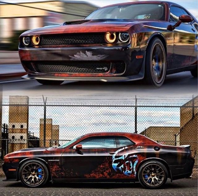 488 Best Images About Modern Muscle Cars On Pinterest