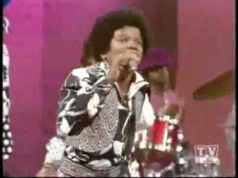 Jackson 5, Michael Jackson - Rockin' Robin...4 of us would get together and do a clap routine.