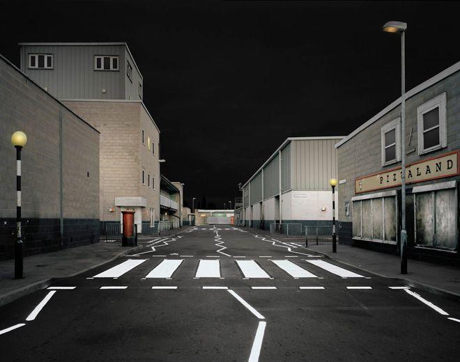 A Metaphysical Survey of British Dwellings, 2010 - Edgar Martins, Pizzaland