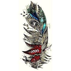 Pocahontas inspired tattoo!