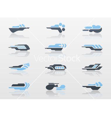 futuristic logos - Google Search