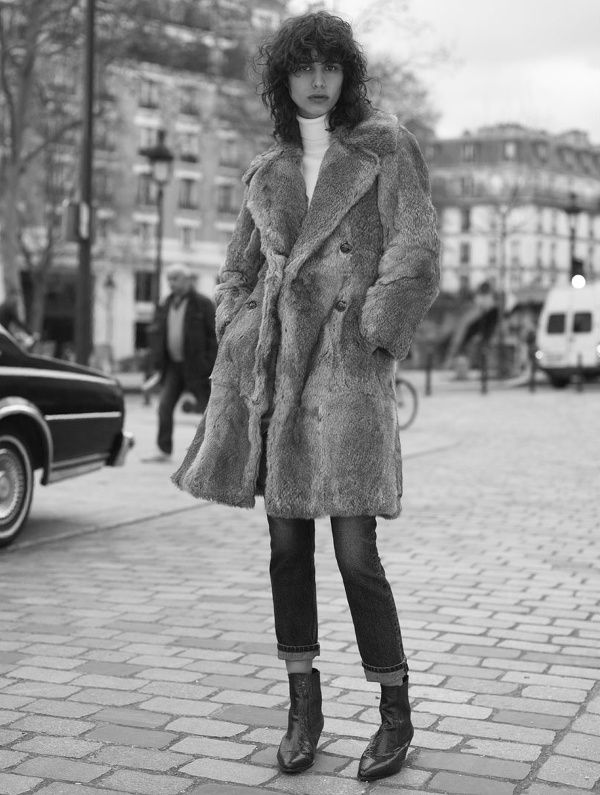 Lookbook Sandro - Automne/hiver 2015-2016