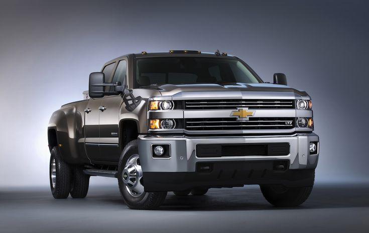 GM recalls 57,192 2015 Chevrolet Silverado HD, GMC Sierra HD ...