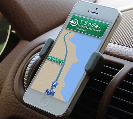 Keep your smartphone in sight at eye level with the Kenu Airframe Car Vent Phone Mount. Mounts into any car vent.  http://thegadgetflow.com/portfolio/kenu-airframe-car-vent-phone-mount/