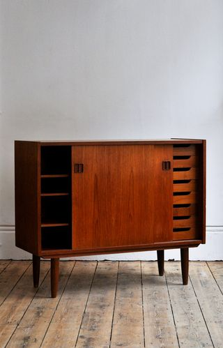 Teak Chest by Forrest London