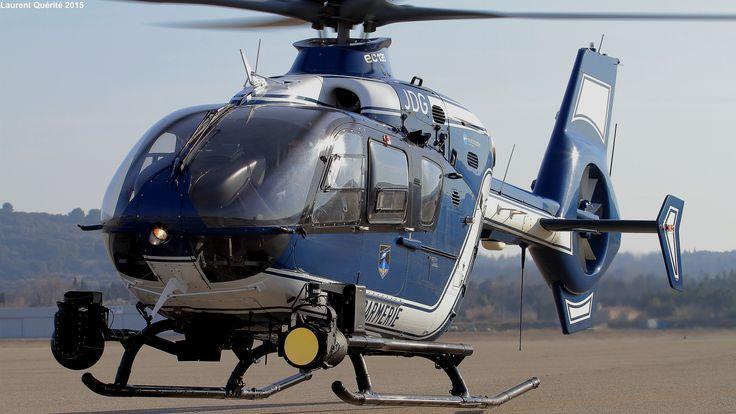 https://flic.kr/p/rGi7JD | F-MJDG - Eurocopter EC 135 T1 | Journée mmondiale des femmes de l'Air Gendarmerie Nationale Avignon Caumont (LFMV) France  IMG_6311