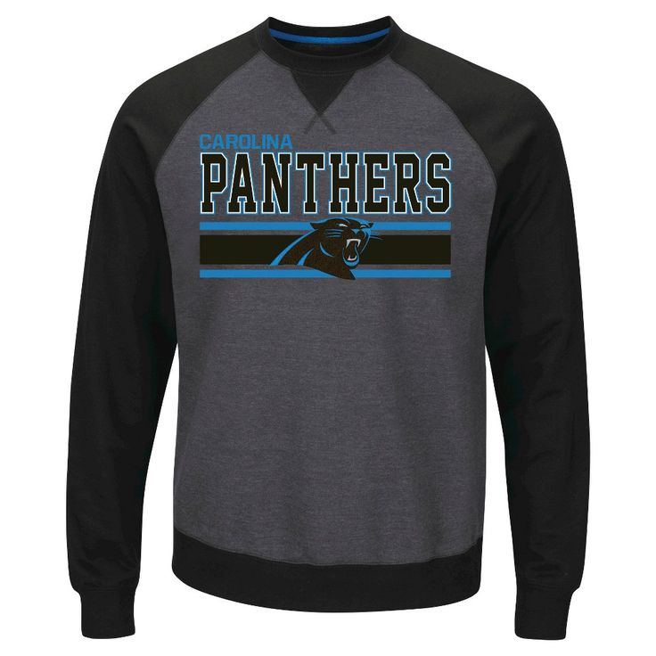 Carolina Panthers Men's Activewear Sweatshirt XL, Multicolored
