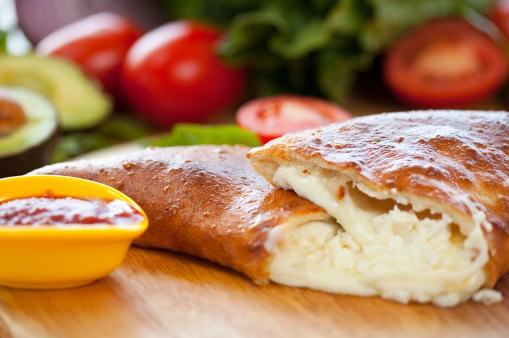 CALZONE 4 FROMAGES