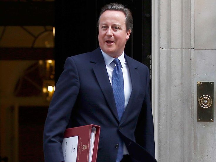 David Cameron could become next Nato Secretary General