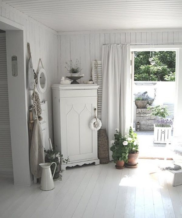 129 best images about kotona ja mökillä on Pinterest Potted - nordischer landhausstil