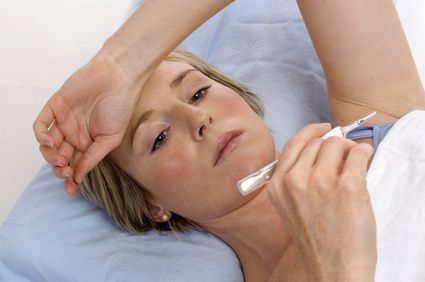 Faire baisser la fièvre naturellement avec un remède de grand-mère