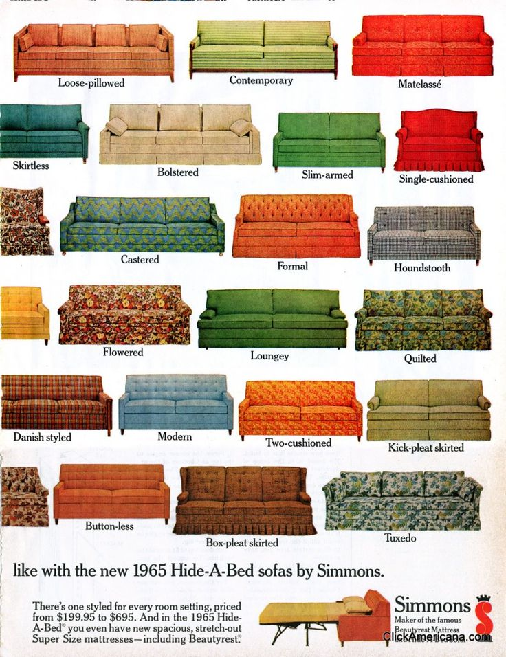 Awesome Types Of Sofas Epic Types Of Sofas 25 About