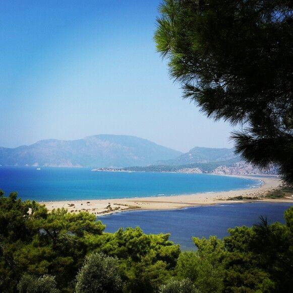 Muğla Dalyan - İztuzu Plajı