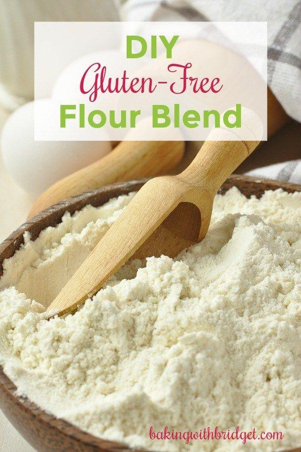 Gluten Free Flour Blend Recipe Gluten Free Flour Blend Recipe