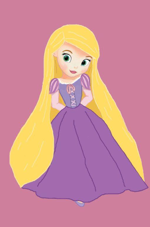 Little Disney Princess - Disney Leading Ladies Fan Art (30706127) - Fanpop fanclubs