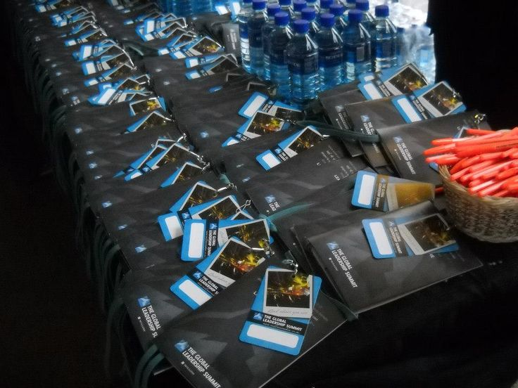 GLS Conference supplies at Grace Family Church in 2012