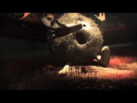 Dieser Kurzfilm von LG illustriert, wie der Hom Bot 3.0 Square dem Staub sein letztes Rückzugsgebiet, die Ecke, streitig macht.