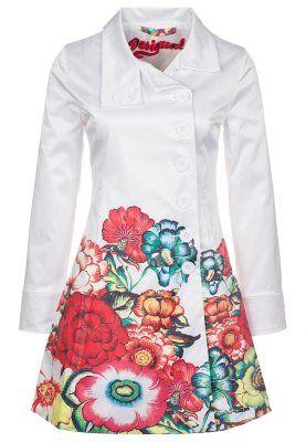 TABATHA - Krótki płaszcz - biały -  #zalando