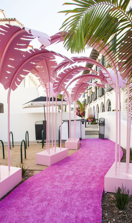 Santa Barbara's The Hotel Californian Grand Opening Ceremony