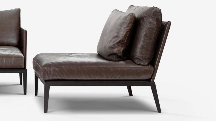 Interior Design: chairs&armchairs  .  Liaison Chair   District