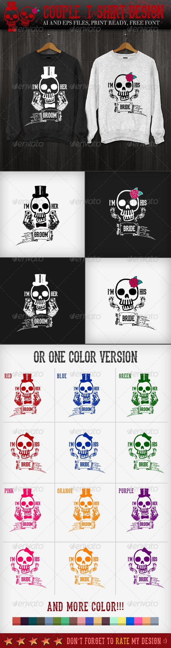 Design t shirt maker free - Couple T Shirt Collection Funny Designs Download Here Https