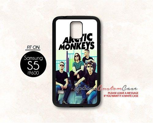 arctic monkeys  for Samsung S5 Black case