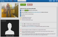 Talk with WebCam