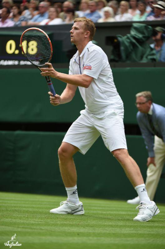 Andrey #Golubev a #Wimbledon
