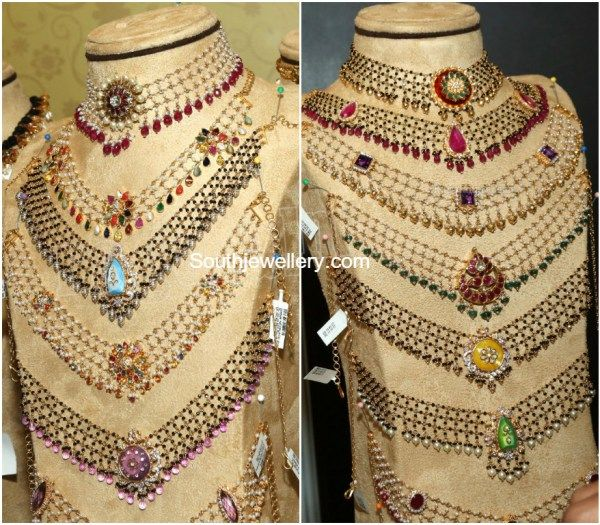 Light Weight Beads Necklace Models photo