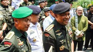 Panglima TNI: Info Lanjut soal 5.000 Senjata cuma untuk Presiden