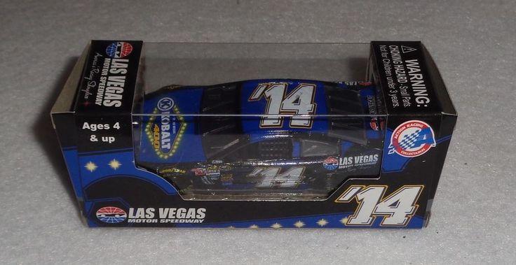 NASCAR Las Vegas Motor Speedway '14 Kobalt  400 1:64 Die-Cast Track car #Action