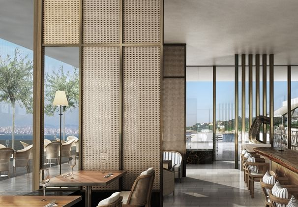 Viceroy Princes' Islands Istanbul | BLINK – Asia–born, Internationally Acclaimed Hotel and Resort Designers