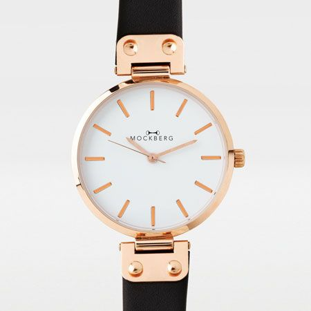 Mockberg rosegold watch!  get yours @ norgeshandelen.no