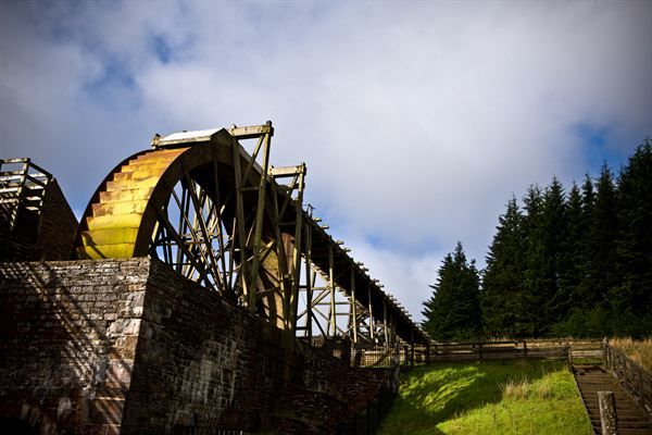 Killhope - The North of England Lead Mining Museum in the Durham Dales