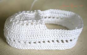 receita e como fazer sapatinho em croche para bebe - Pesquisa Google