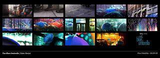 Paul Abadilla: The Blue Umbrella