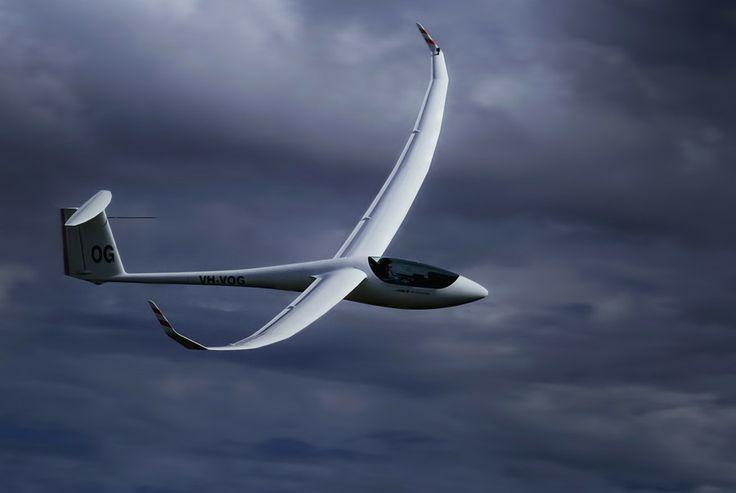 Glider by Jan Hattingh on 500px