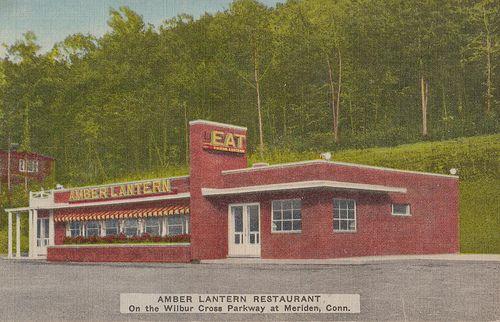 Amber Lantern Restaurant - Meriden, Connecticut | Wilbur Cro… | Flickr
