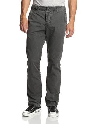 46% OFF James Perse Men's Clean Chino Pant (Abyss/Charcoal)