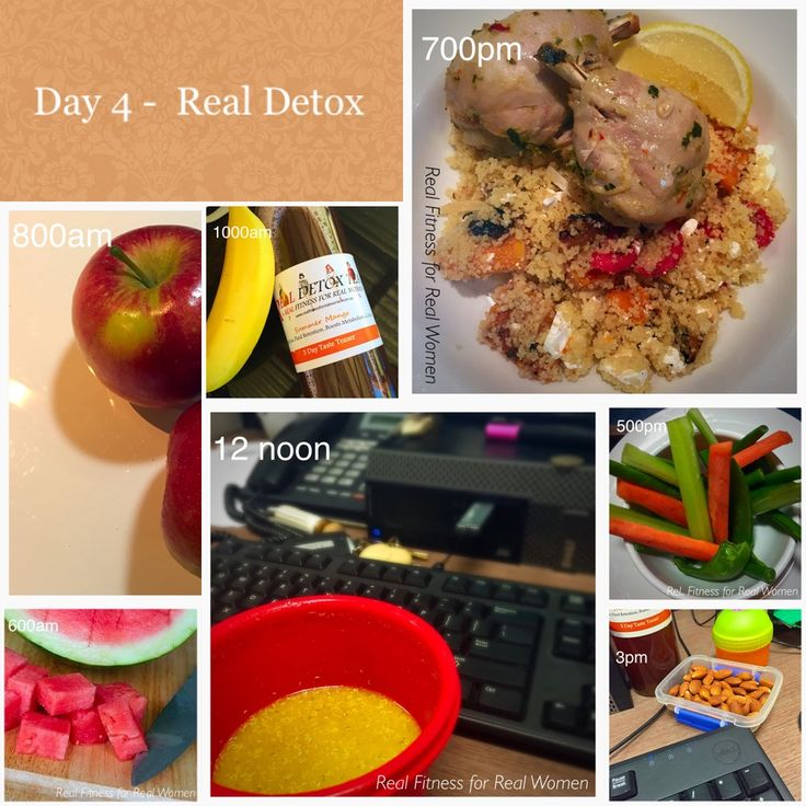 Great news day 4 and I have woken up starving!  Find out how to manage your metabolism, meal planning and surviving a detox eating plan..... www.realfitnessforrealwomen.com.au