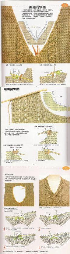 Secrets de tricot.