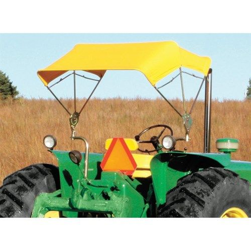 """Fender Mount for 40""""W Folding Buggy-top Tractor Canopy   GEMPLER'S"""