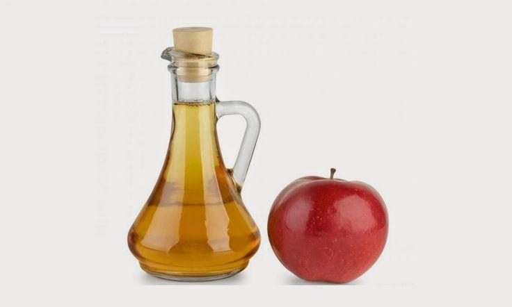 كنزى: فوائد خل التفاح للشعر والتجميل
