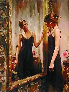 Timeless Beauty - Michael and Inessa Garmash - World-Wide-Art.com - $1375.00 #Garmash
