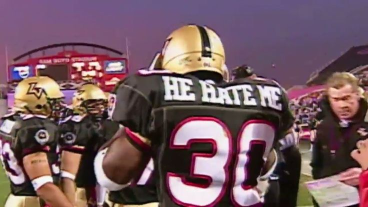 The origin of how Rod Smart became He Hate Me of the XFL | 30 for 30 | E...