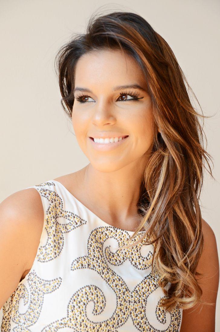 Mariana Rios - cabelo maravilha